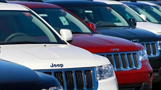 Chrysler wehrt sich gegen millionenfachen Jeep-Rückruf