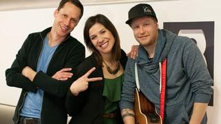 Video: Voice-Talent Carla singt «Happy»