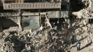 Ost-Aleppo könnte in drei Monaten völlig zerstört sein