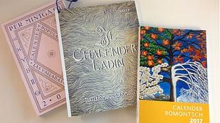 Bestseller gegen den Zeitgeist: Der «Chalender Ladin»