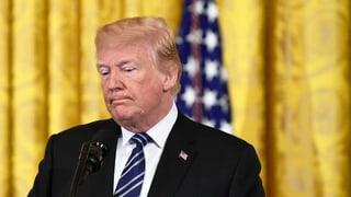 Trump will Rolle des FBI untersuchen lassen