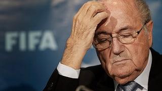 Fall Blatter: Bundesanwaltschaft schlägt in Frankreich zu