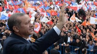 Erdogan fühlt sich fest im Sattel
