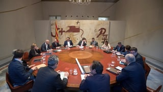Puigdemont na va betg a Madrid