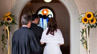 Heiratsstrafe-Initiative: Worum es geht
