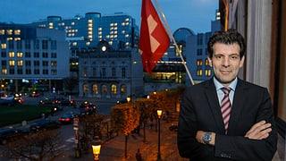 Schweizer EU-Botschafter weibelt für Verständnis