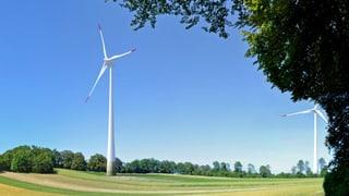 Windpark Burg nimmt wichtige Hürde  (Artikel enthält Audio)