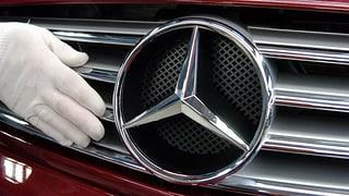 Brandgefahr: Zehntausende Mercedes zurückgerufen