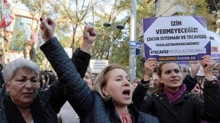 Türkei zieht umstrittenen Gesetzesentwurf zurück