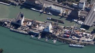 Keine Debatte über die Dreiland-Hafenvision bei unseren Nachbarn