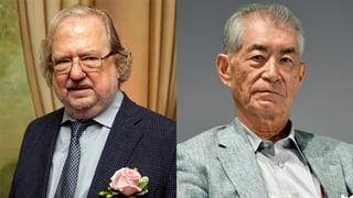 Premi Nobel da medischina a Tasuku Honjo e James Allison