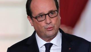 Frankreich beteiligt sich an Luftschlägen gegen IS im Irak