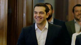 Tsipras soll noch am Abend vereidigt werden