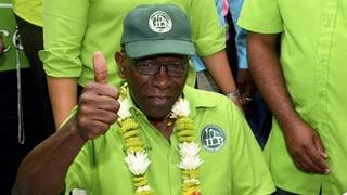 Jack Warner duai avair defraudà daners d'agid per il Haiti