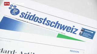 """""""Südostschweiz"""" cumpara en in nov layout"""