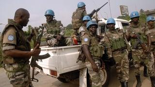 UNO besorgt wegen sexuellen Missbrauchs durch Blauhelm-Soldaten