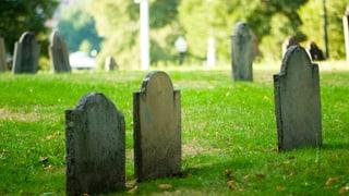 Exhumierungen als letzte Instanz der Wahrheit