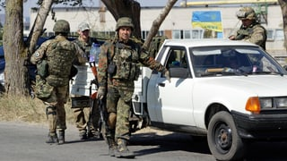 Kämpfe um Mariupol bis zur Waffenruhe