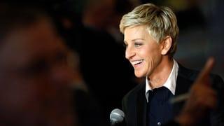 Ellen deGeneres moderiert Oscar-Verleihung 2014