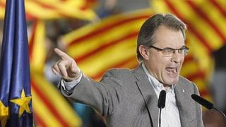 Katalonien wählt: «Datum wird in die Geschichte eingehen»