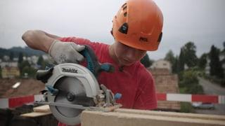 Berufsbild: Dachdeckerpraktiker EBA (Artikel enthält Video)