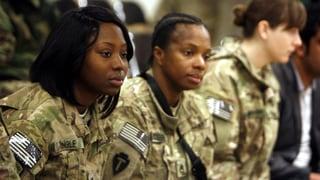 US-Militär erlaubt Soldatinnen Kampfeinsätze