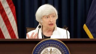 US-Notenbank baut aufgeblähte Bilanz ab