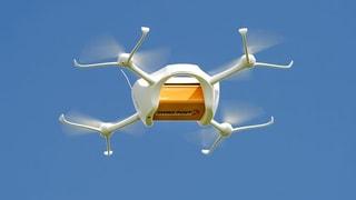 Erneut eine Post-Drohne in Zürich abgestürzt