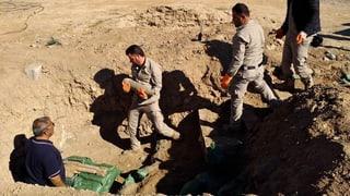«Die Minenräumung im Irak dürfte über zehn Jahre dauern»