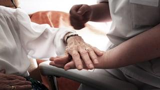 Video «Palliativmedizin, Prostatakrebs, Augenservice, Versuchskaninchen» abspielen