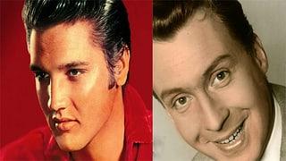Auf Deutsch war Elvis Presley meist ein Flop (Artikel enthält Audio)