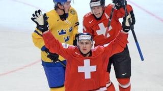 Schweizer Nati schlägt Schweden