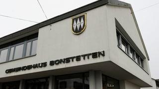 Keine weiteren Ermittlungen gegen Behörden von Bonstetten
