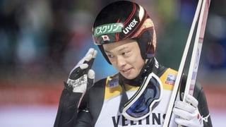 Ryoyu Kobayashi triumphiert – Ammann holt Punkte