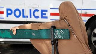 Burka-Verbot in Frankreich: «Ein Gesetz mit null Wirkung»