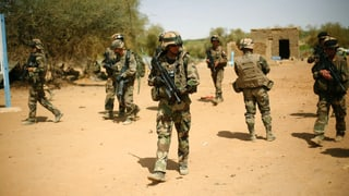 Weiterer Selbstmordattentäter in Mali