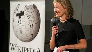 Wikipedia: Sorgen und Träume der Chefin