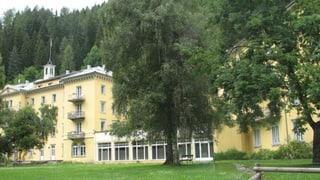 Ungewisse Zukunft des Hotels «Scuol Palace» nach Versteigerung