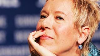 Doris Dörrie rechnet mit dem Literaturbetrieb ab