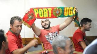 Portugais han fatg festa a Glion