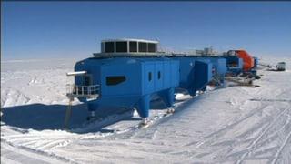 Neue Forschungsstation im ewigen Eis eröffnet