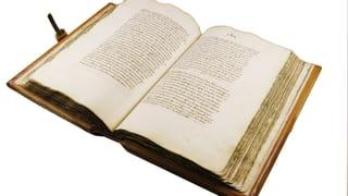 Das Weisse Buch von Sarnen ist jetzt öffentlich zu sehen