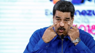 Maduro bleiben nur noch wenige Freunde