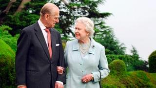 68 Ehejahre: Queen Elizabeth und Prinz Philip feiern Hochzeitstag