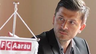 Neuer Aarau-Trainer bringt eine Philosophie mit