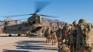 USA und Taliban zeigen sich optimistisch