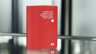 Bund entzieht Doppelbürger den Schweizer Pass