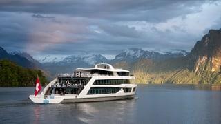 Schiffe auf Schweizer Seen sind gut auf Kurs – mit einer Ausnahme