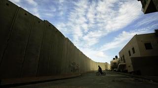Eine Jüdin und ein Palästinenser lieben gegen den Hass