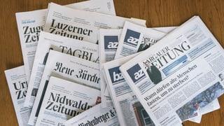 NZZ ed AZ-Medien han fundà interpresa communabla